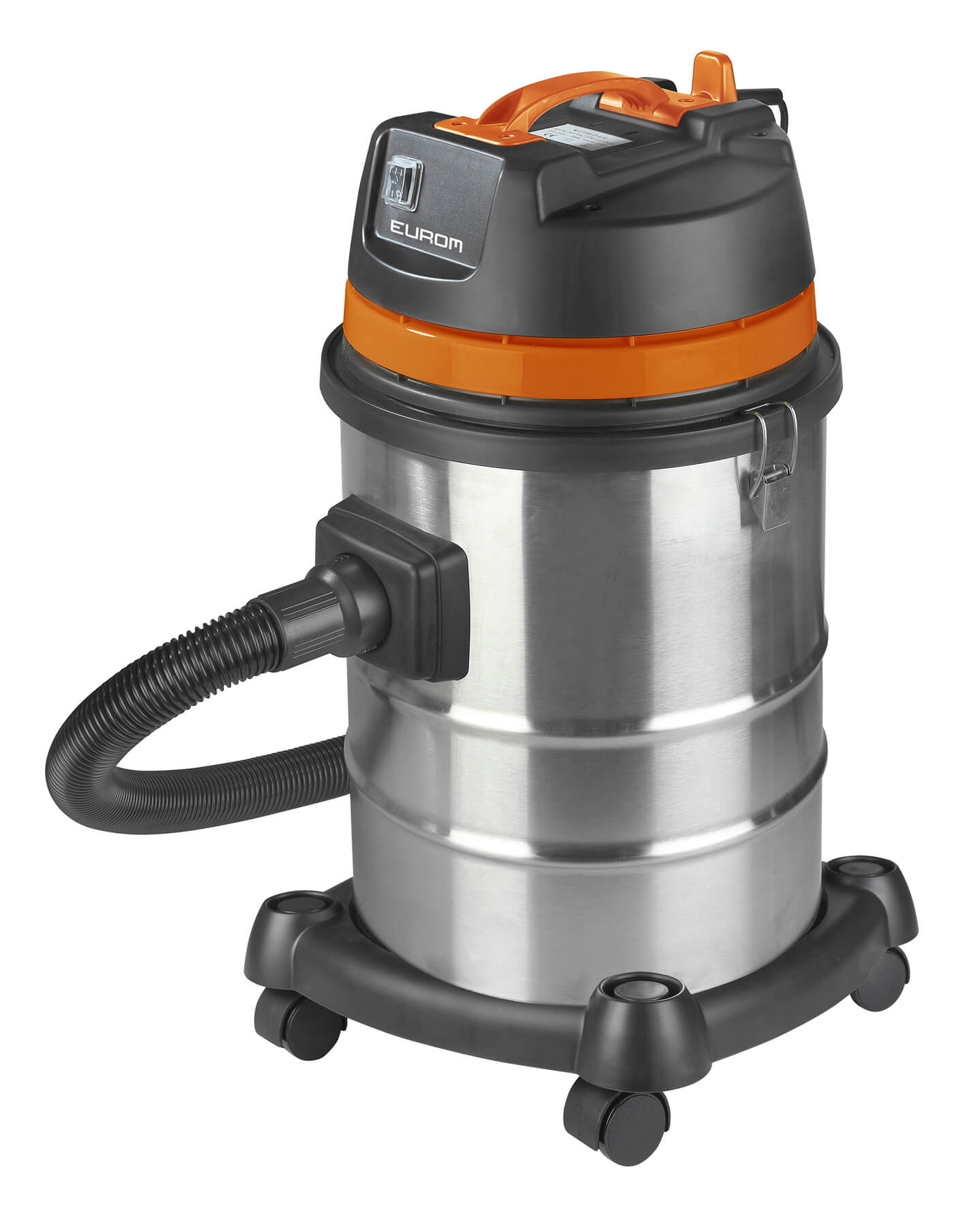 Eurom Force 1240 Alleszuiger 1200W | Stof en waterzuiger 40 liter ketel semi prof