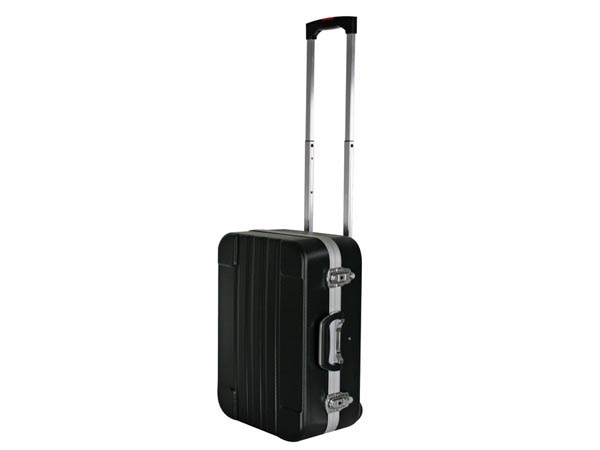 Perel 1819-T1 Gereedschapskoffer in ABS | 46,1x33,5x19cm | Zwarte koffer