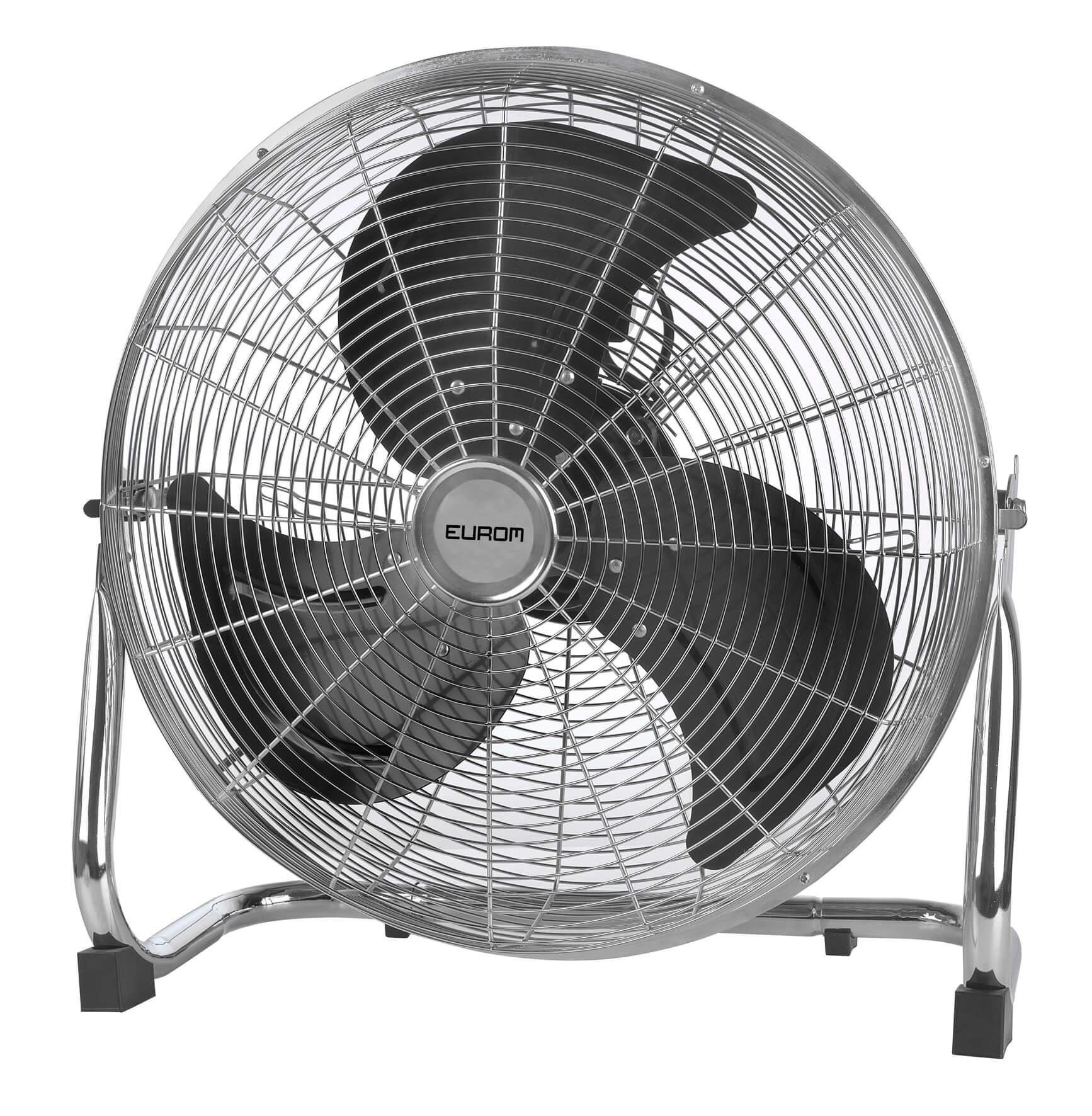 Eurom HVF18-2 professionele ventilator 46 cm vloermodel