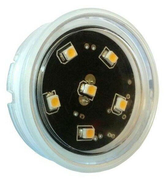 Garden Lights 12V Fitting LED 6 x Wit 1 W G5.3 | Tuinverlichting Fitting