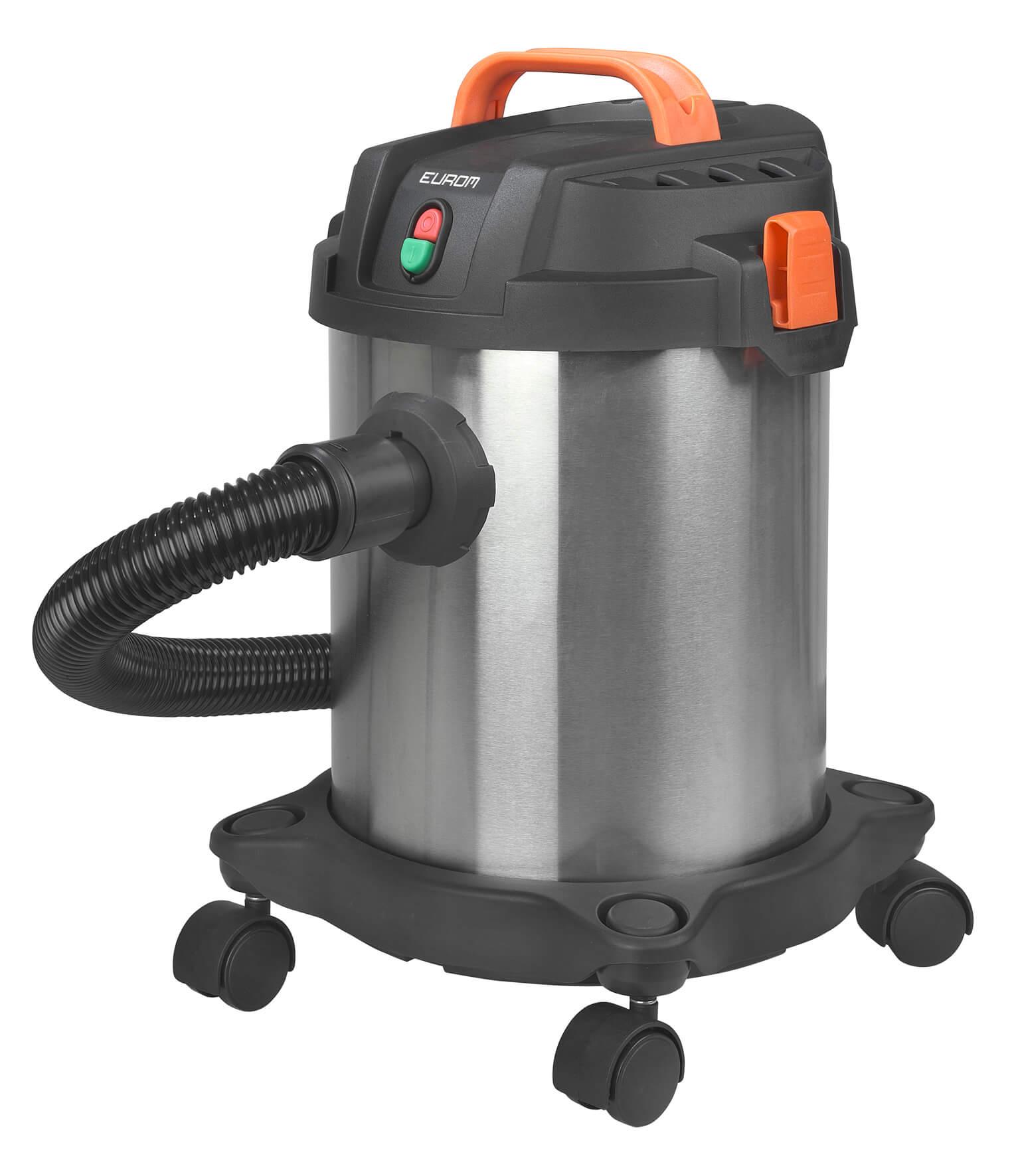 Eurom Force 1012 Alleszuiger 1000W | Stof en waterzuiger met 12 liter ketel