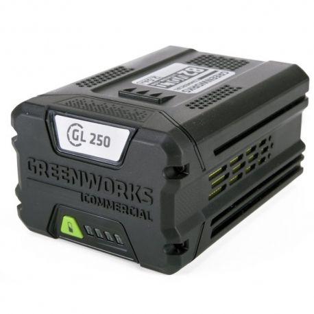 Greenworks GC82B25 Accu | 82V Li ion accu (Sanyo/Panasonic) 2,5Ah (Accu's)