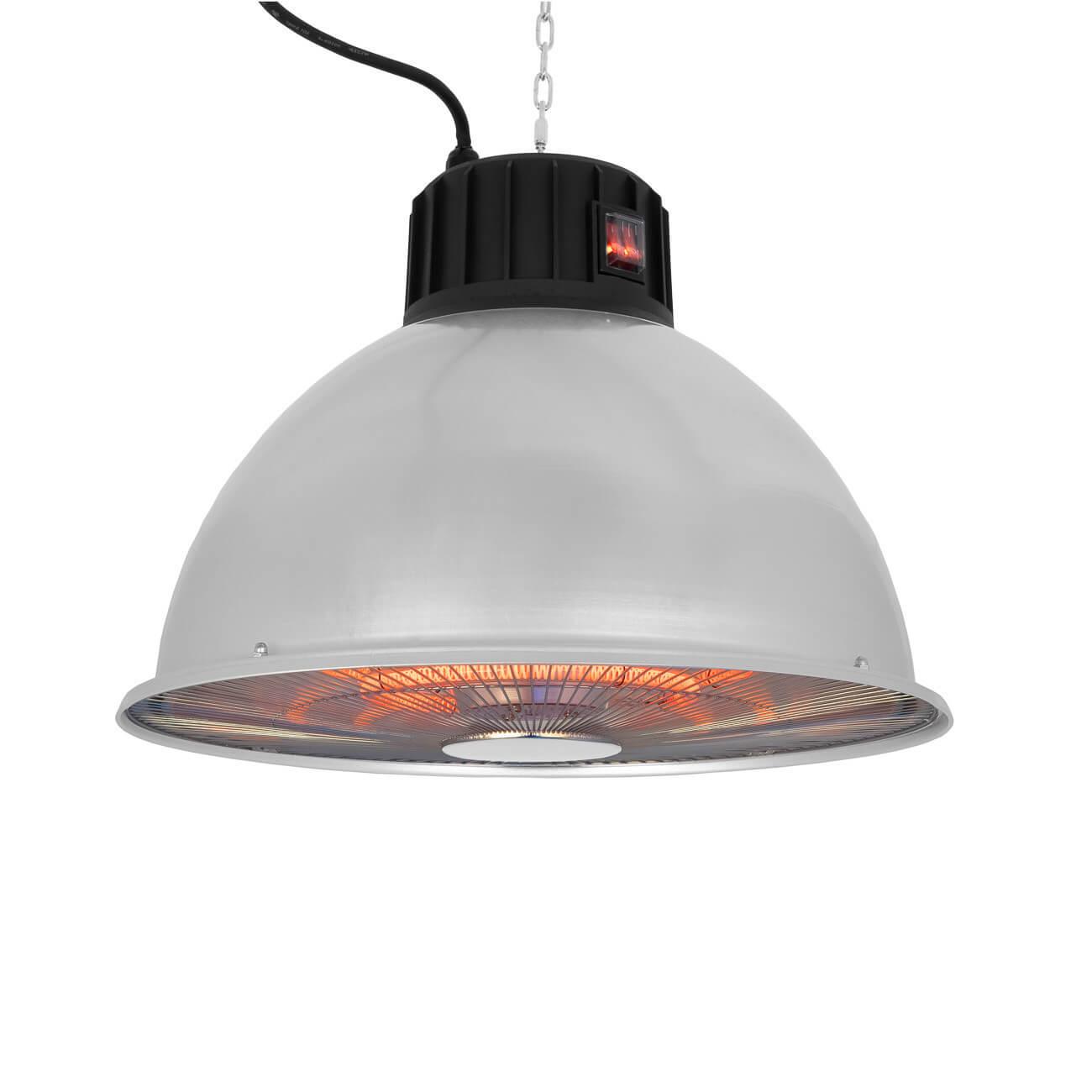 Eurom Partytent heater 1500 IND Carbon hangende infrarood terrasverwarmer ø 42 cm