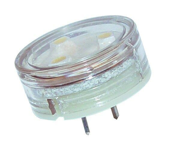 Garden Lights 12V Fitting LED 3 x Wit 0.5 W G5.3 | Tuinverlichting Fitting