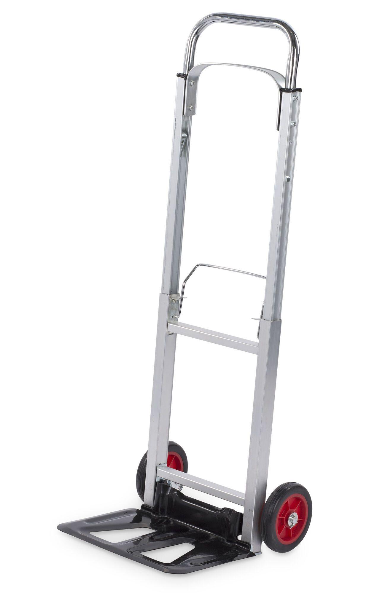 Kreator KRT670201 Opvouwbare steekwagen 90kg | Aluminium inklapbare steekkar
