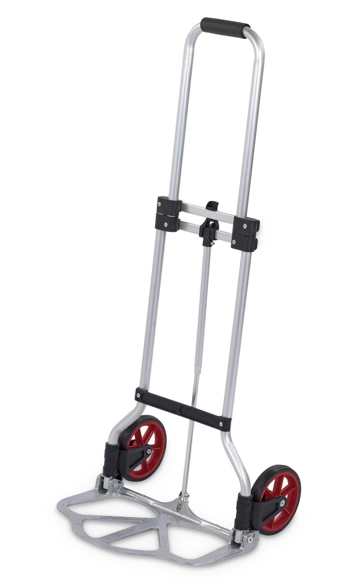 Kreator KRT670202 Opvouwbare steekwagen 45kg | Aluminium inklapbare steekkar
