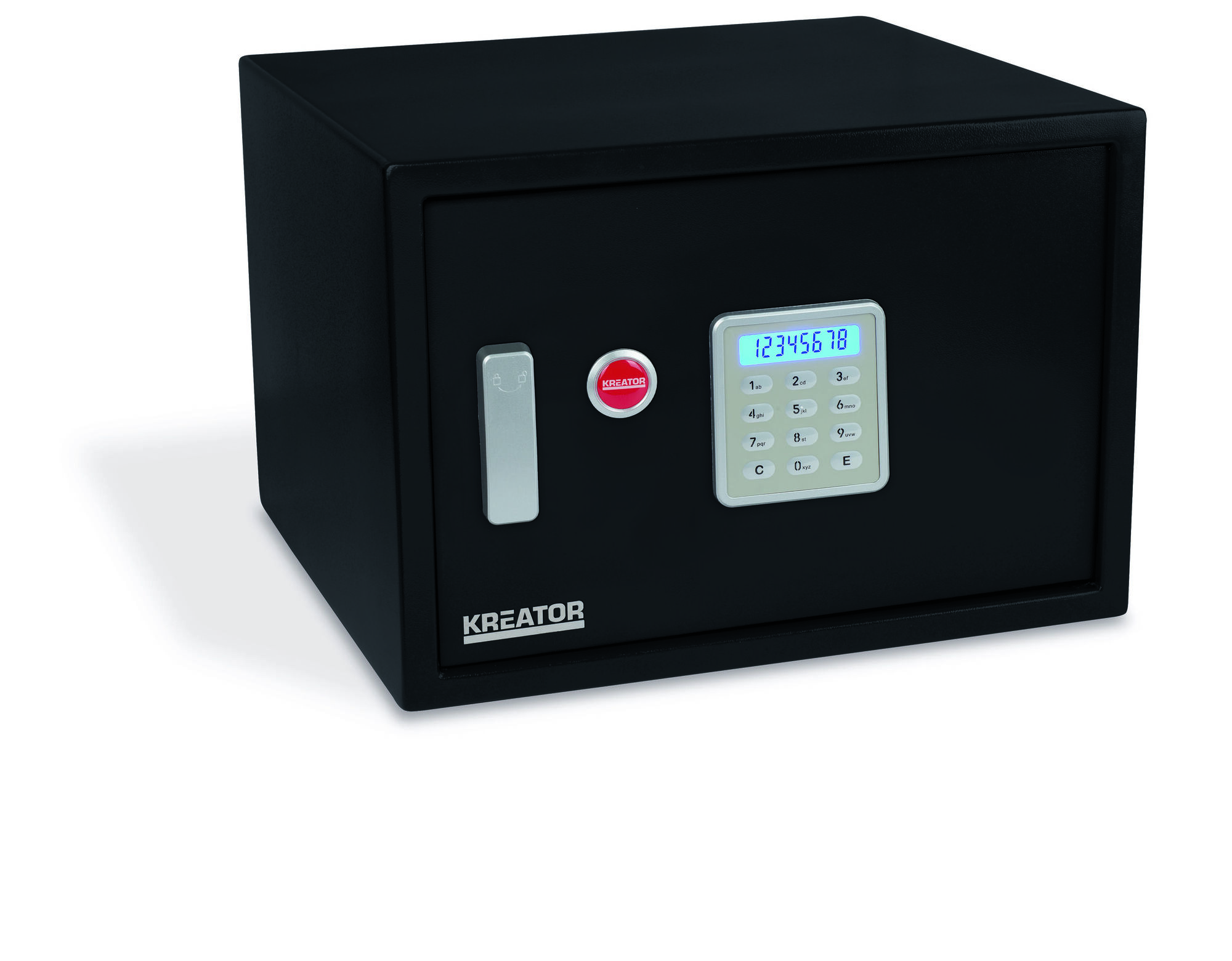 Kreator KRT692015 Elektronische kluis 43,8 x 40 x 30 cm | Laptopkluis hoog model