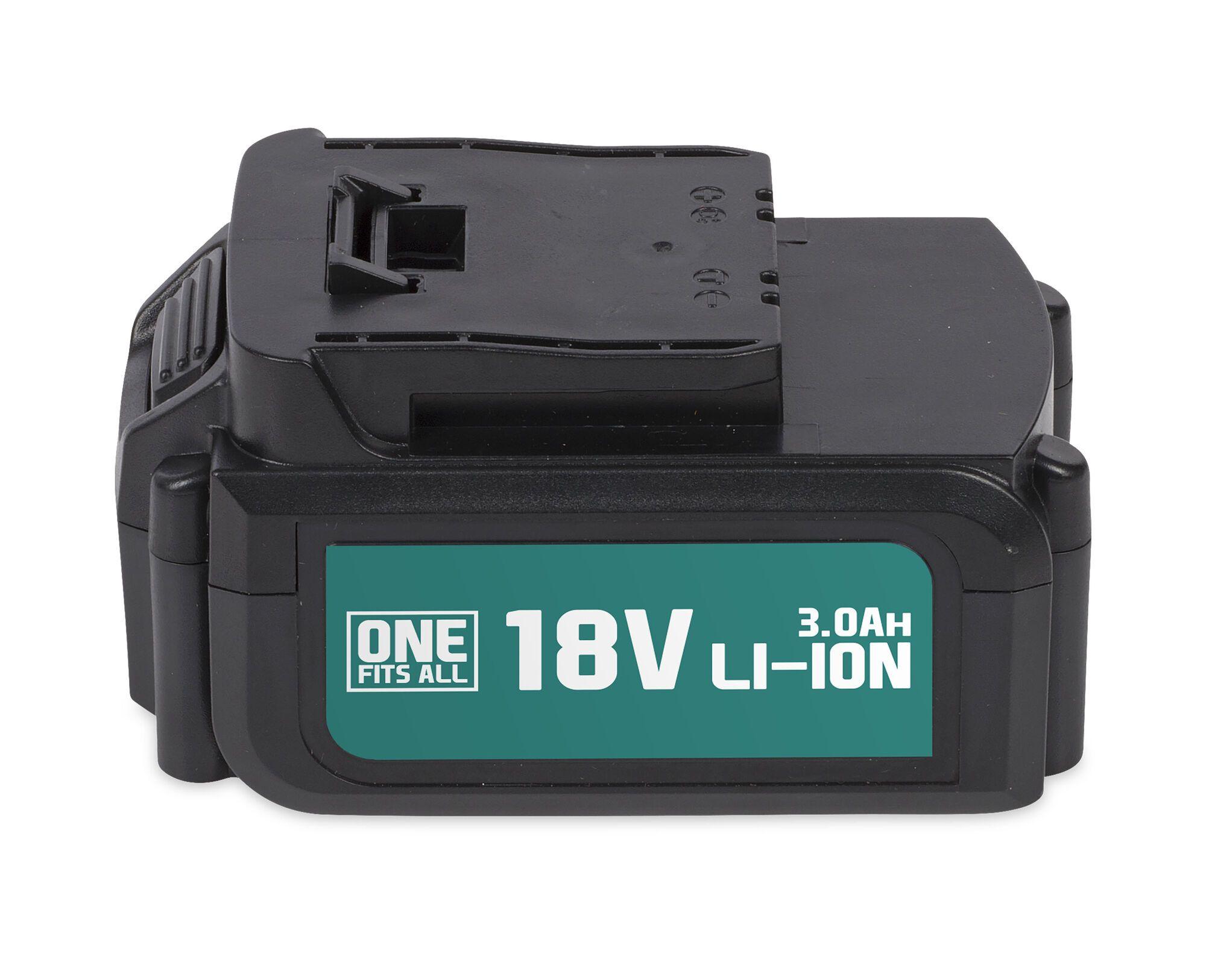Powerplus | POWEB9013 | Batterij 18V Li-ion - 3,0 Ah