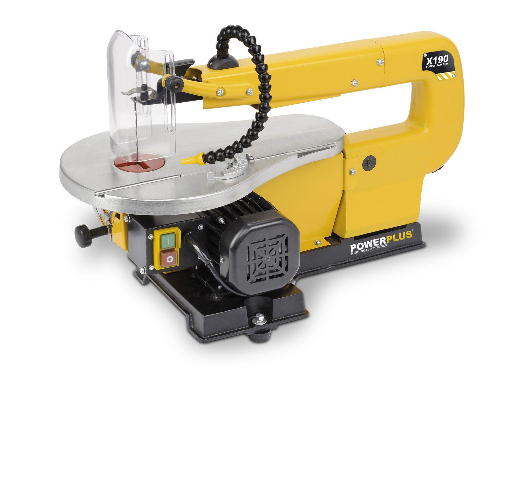 Powerplus POWX190 Figuurzaagmachine 85W | Elektrische figuurzaag